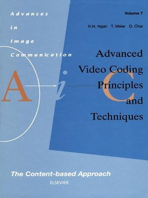 cover image of Advanced Video Coding