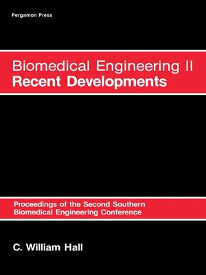 cover image of Biomedical Engineering 2