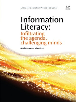 cover image of Information Literacy