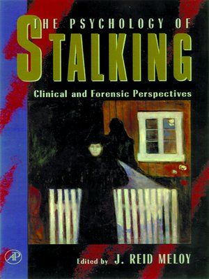 cover image of The Psychology of Stalking