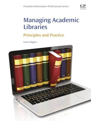 cover image of Managing Academic Libraries