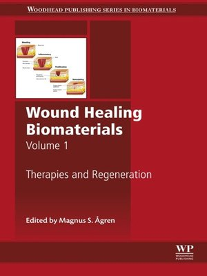 cover image of Wound Healing Biomaterials--Volume 1