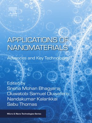 cover image of Applications of Nanomaterials