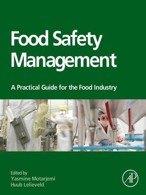 cover image of Food Safety Management