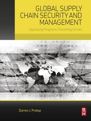 cover image of Global Supply Chain Security and Management