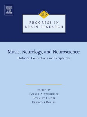 cover image of Progress in Brain Research, Volume 216
