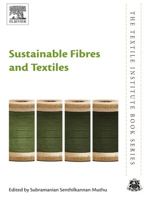 cover image of Sustainable Fibres and Textiles