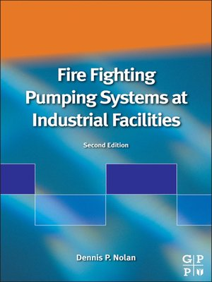 cover image of Fire Fighting Pumping Systems at Industrial Facilities