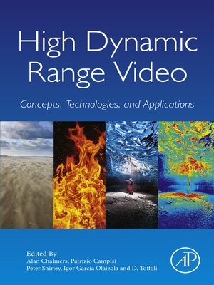 cover image of High Dynamic Range Video