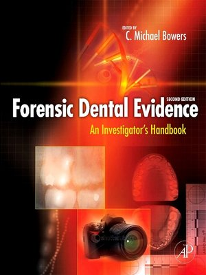 cover image of Forensic Dental Evidence
