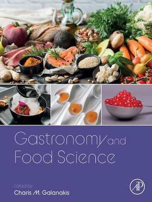 cover image of Gastronomy and Food Science