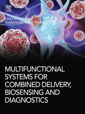 cover image of Multifunctional Systems for Combined Delivery, Biosensing and Diagnostics