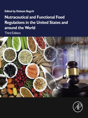 cover image of Nutraceutical and Functional Food Regulations in the United States and around the World