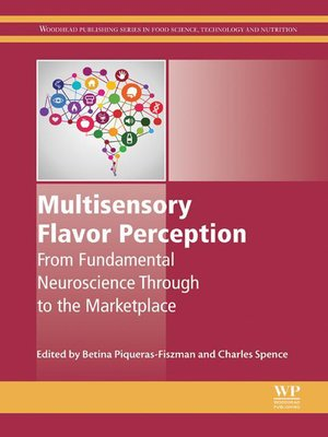 cover image of Multisensory Flavor Perception
