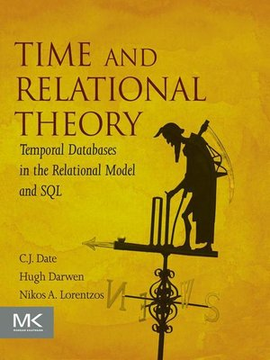 cover image of Time and Relational Theory