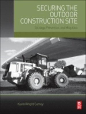 cover image of Securing the Outdoor Construction Site