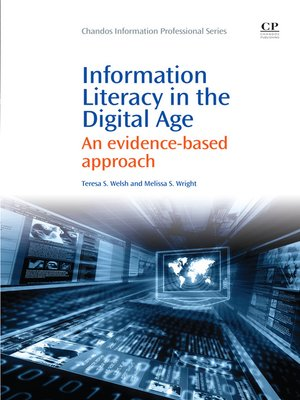 cover image of Information Literacy in the Digital Age