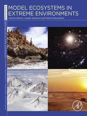 cover image of Model Ecosystems in Extreme Environments