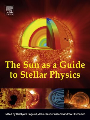cover image of The Sun as a Guide to Stellar Physics