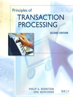 cover image of Principles of Transaction Processing