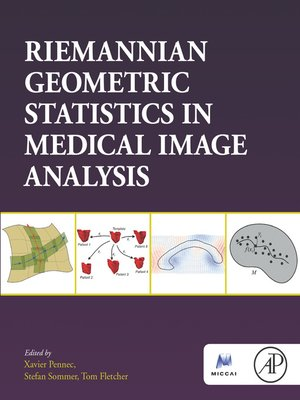 cover image of Riemannian Geometric Statistics in Medical Image Analysis