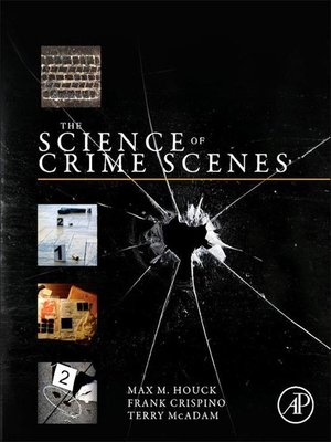 cover image of The Science of Crime Scenes