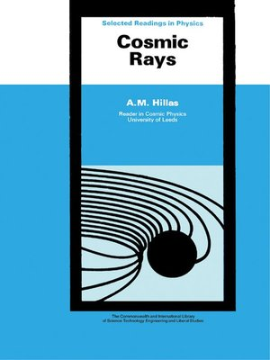 cover image of Cosmic Rays