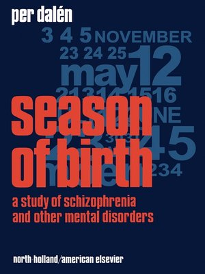 cover image of Season of Birth