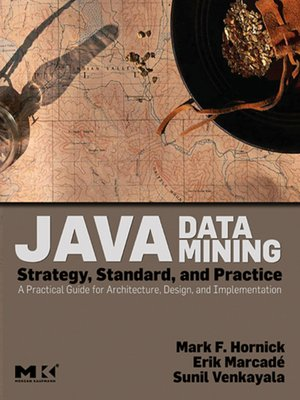 cover image of Java Data Mining