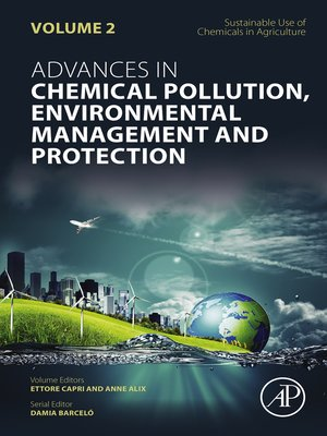 cover image of Advances in Chemical Pollution, Environmental Management and Protection, Volume 2