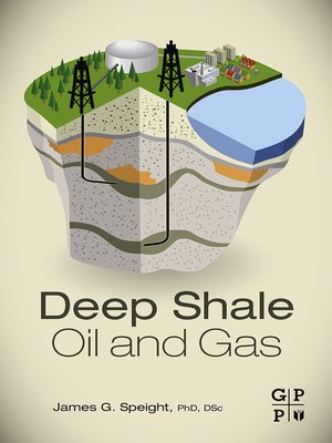 cover image of Deep Shale Oil and Gas