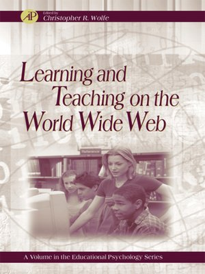 cover image of Educational Psychology: Learning and Teaching on the World Wide Web