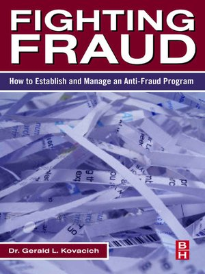 cover image of Fighting Fraud