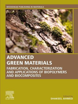 cover image of Advanced Green Materials