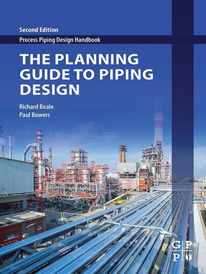 cover image of The Planning Guide to Piping Design