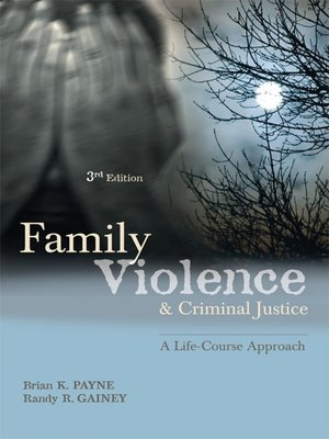 cover image of Family Violence and Criminal Justice