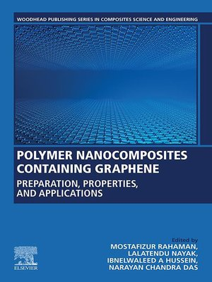 cover image of Polymer Nanocomposites Containing Graphene