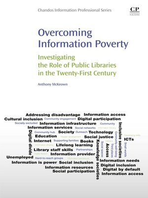 cover image of Overcoming Information Poverty