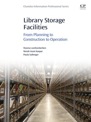 cover image of Library Storage Facilities