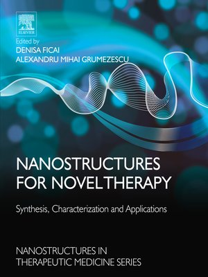 cover image of Nanostructures for Novel Therapy