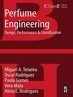 cover image of Perfume Engineering