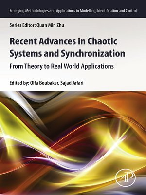 cover image of Recent Advances in Chaotic Systems and Synchronization