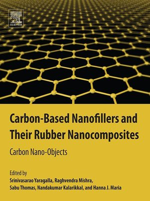 cover image of Carbon-Based Nanofillers and Their Rubber Nanocomposites