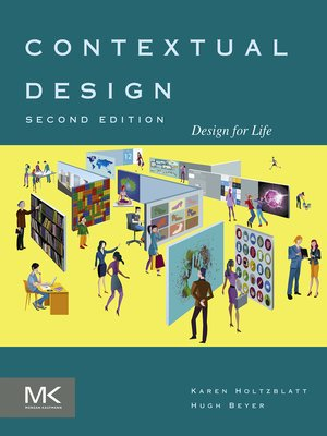 cover image of Contextual Design