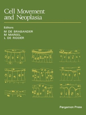 cover image of Cell Movement and Neoplasia