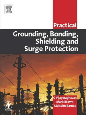 cover image of Practical Grounding, Bonding, Shielding and Surge Protection