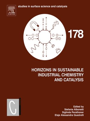 cover image of Horizons in Sustainable Industrial Chemistry and Catalysis