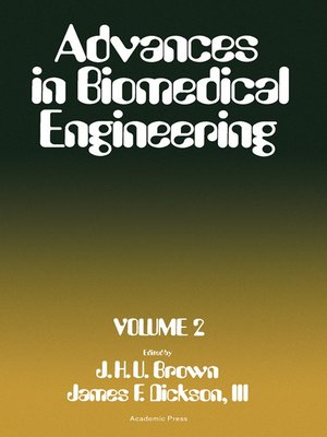 cover image of Advances in Biomedical Engineering
