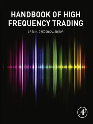 cover image of Handbook of High Frequency Trading