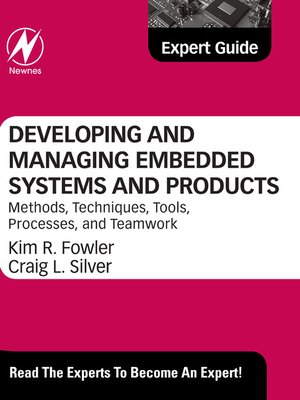 cover image of Developing and Managing Embedded Systems and Products